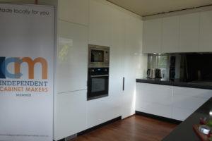 ICM Geelong winning kitchen with splash back