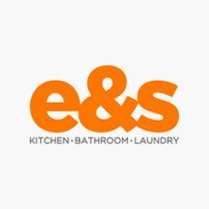 e & s trading logo