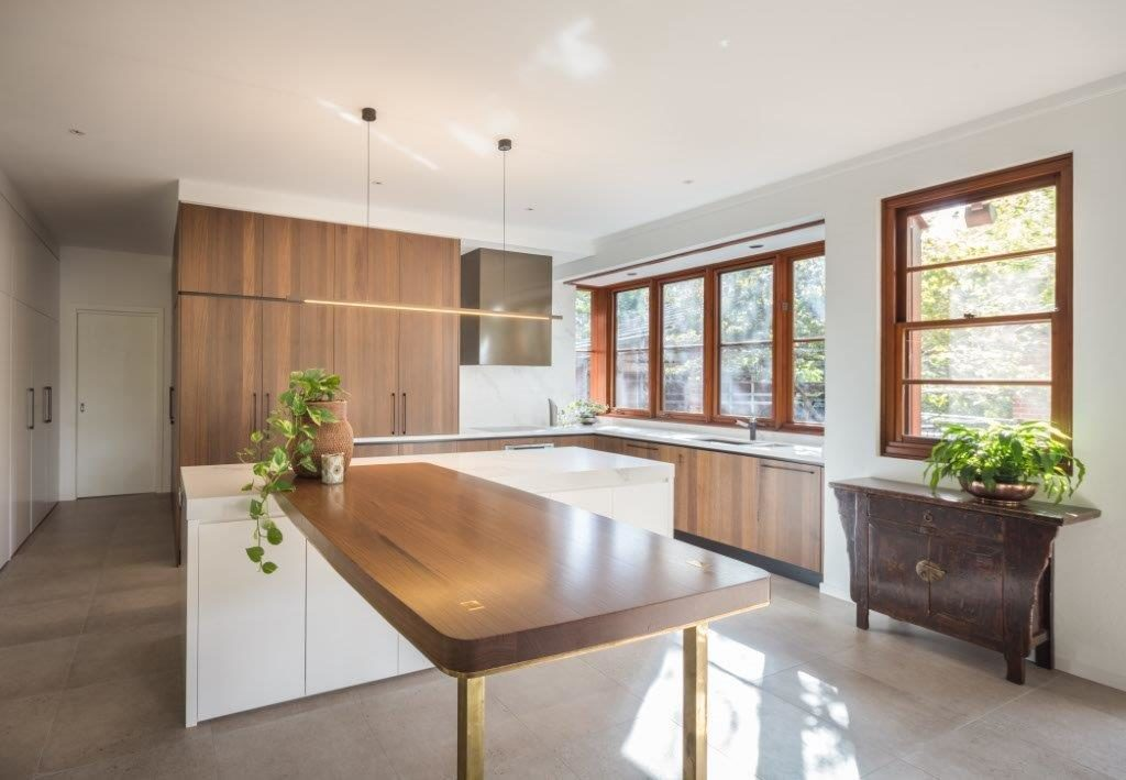 Add creative pieces to your kitchen says Rebecca Jansma from Space, Grace & Style