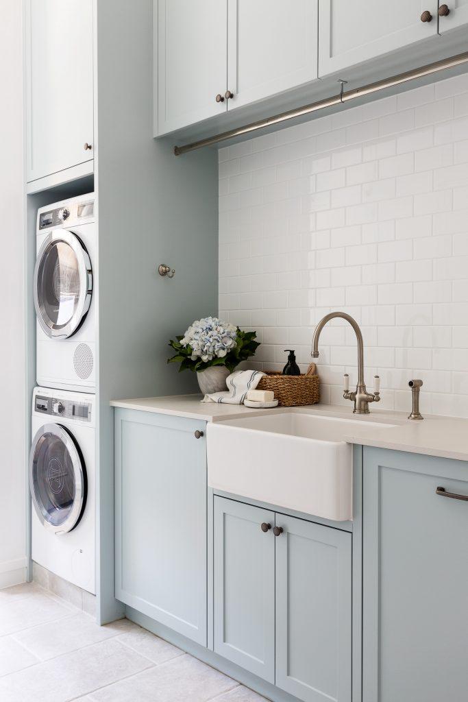 Fresh Concrete Stritt in Laundry
