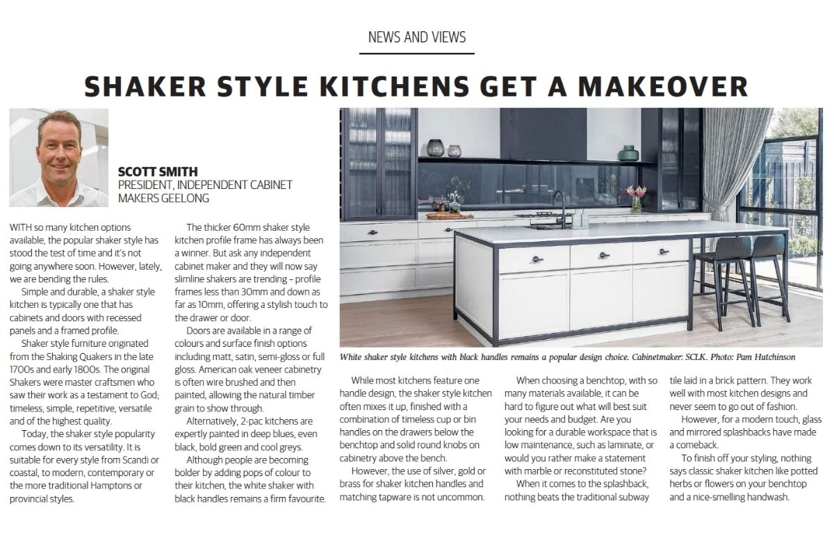 Shaker Style Kitchen Blog