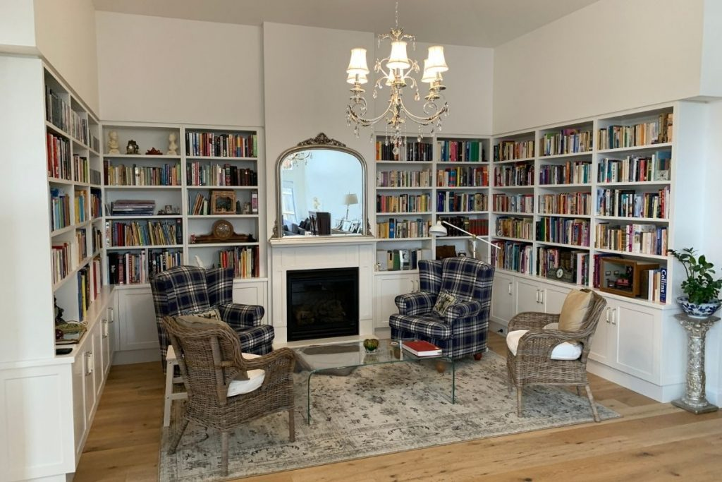 Cabinetry for Bookworms