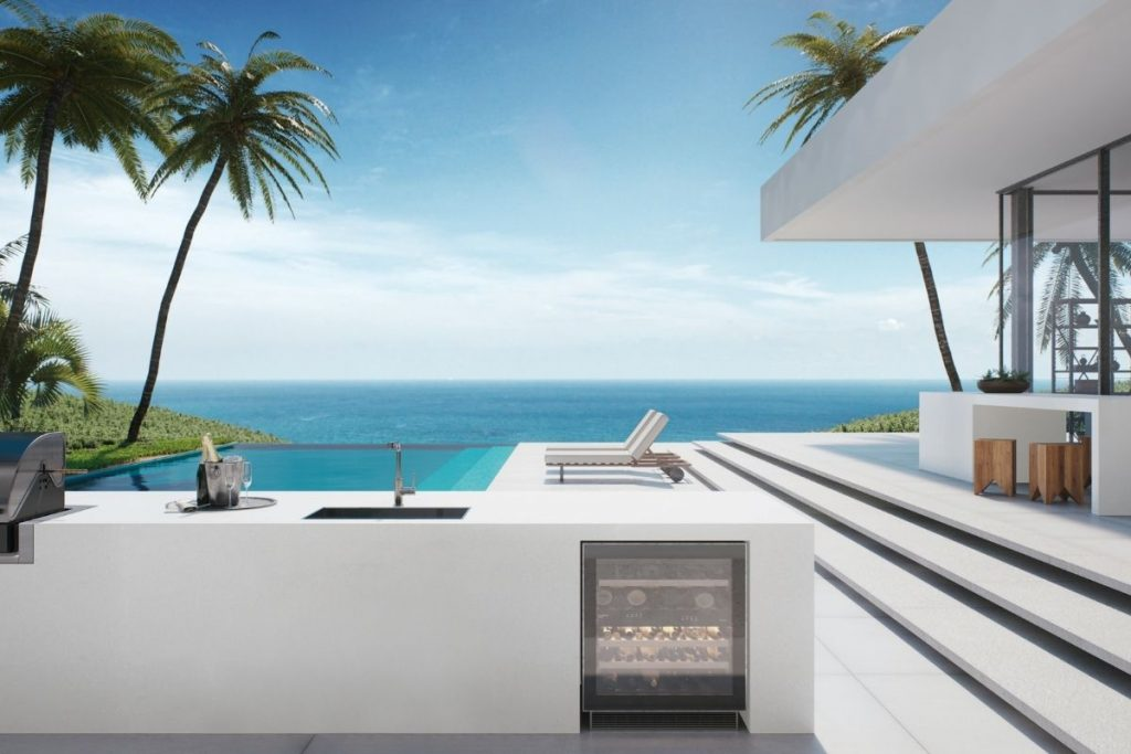 Caesarstone Outdoor Living Midday