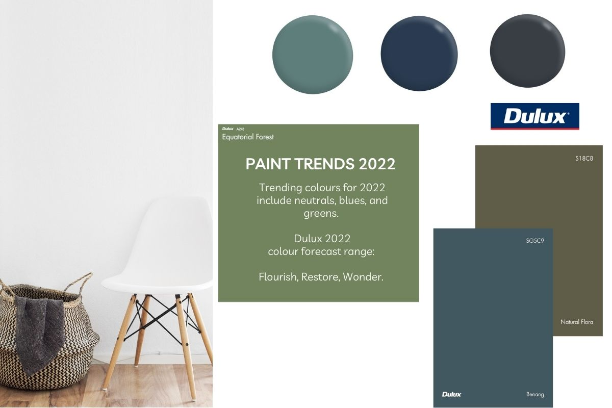 Dulux Paint Range 2022
